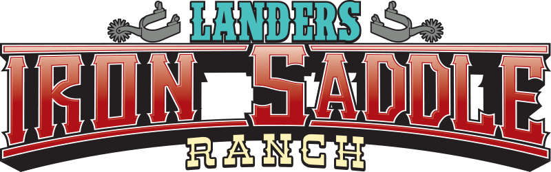 Iron Saddle Ranch Logo